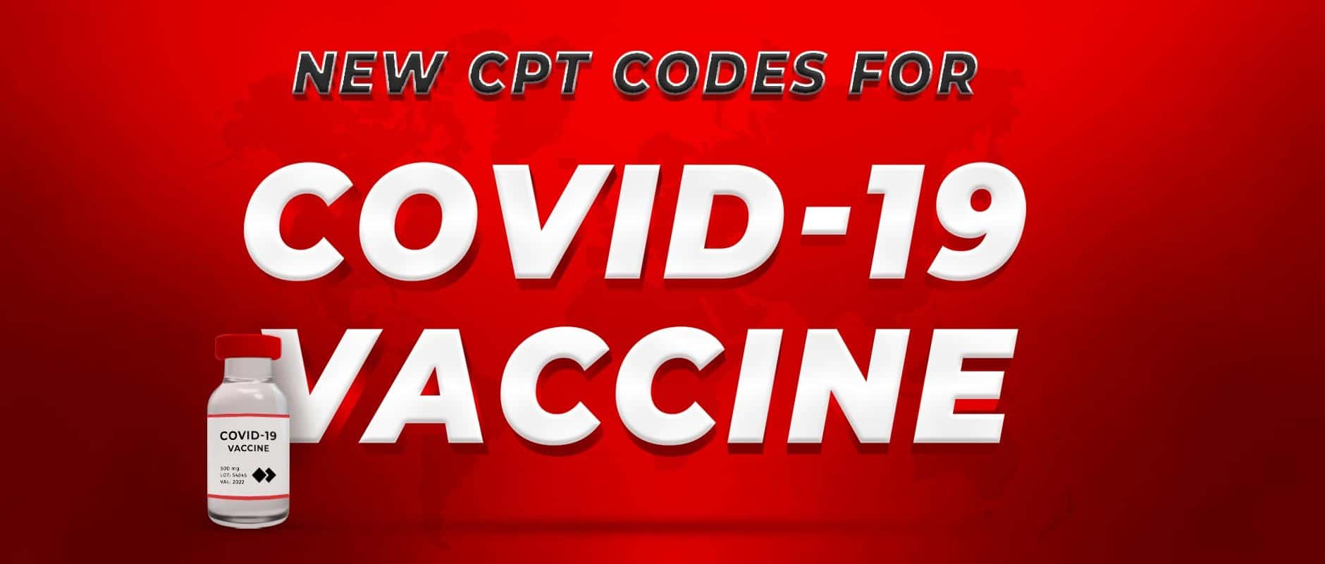 New CPT Codes For COVID-19 Vaccine